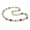 18K Yellow Gold South Sea Cultured Pearl Strand