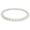 Sterling Silver Australian South Sea Cultured Pearl Strand