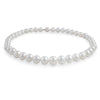 18K White Gold Australian South Sea Cultured Pearl Strand