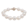 Sterling Silver South Sea Cultured Pearl Bracelet