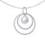 9K White Gold South Sea Cultured Pearl Pendant
