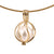 9K Yellow Gold Australian South Sea Cultured Pearl Pendant