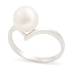 Sterling Silver South Sea Cultured Pearl Ring