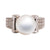 18K White Gold South Sea Cultured Pearl Ring