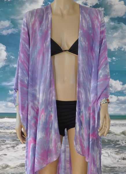 Purple/Raspberry Caftan