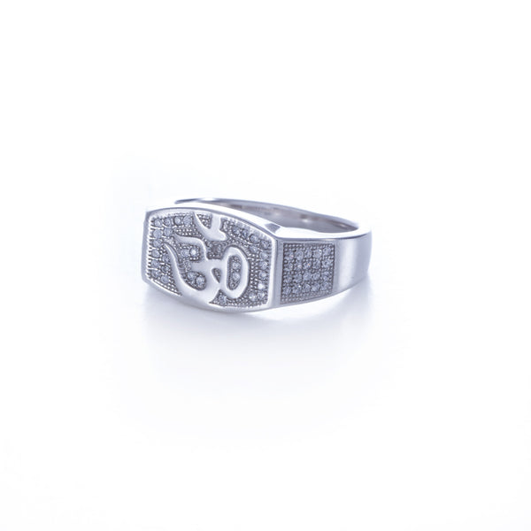 """Ohm"" Men's Ring"