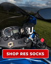 Motorcycle Reservoir Socks