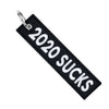 2020 Sucks - Motorcycle Keychain