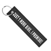 Just One More Bike I Promise - Motorcycle Keychain