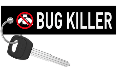 Bug Killer - Motorcycle Keychain riderz