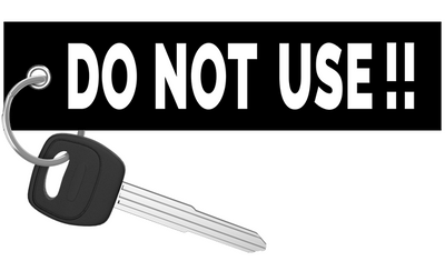 DO NOT USE - Motorcycle Keychain riderz