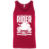 Save A Rider Tank Top Red X-Small S M L XL 2XL