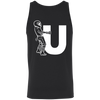 Motorcycle F-U Tank Top Black X-Small S M L XL 2XL