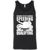 I'm Not Speeding Tank Top Black X-Small S M L XL 2XL