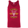 Think Straight Tank Top Red X-Small S M L XL 2XL
