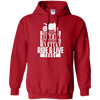 Ride & Live Today Hoodie Red Small Medium Large X-Large XX-Large XXX-Large 4XL 5XL 6XL