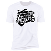 2 WHEELS 1 ENGINE 0 LIMITS T-SHIRT White X-Small S M L XL 2XL 3XL 4XL