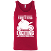 Between Your Legs Tank Top Red X-Small S M L XL 2XL
