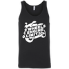 2 Wheels 1 Engine 0 Limits Tank Top Black X-Small S M L XL 2XL X-Small S M L XL 2XL