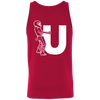Motorcycle F-U Tank Top Red X-Small S M L XL 2XL