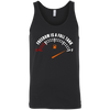 Freedom Is A Full Tank Tank Top Black X-Small S M L XL 2XL