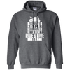 Ride & Live Today Hoodie Grey Small Medium Large X-Large XX-Large XXX-Large 4XL 5XL 6XL