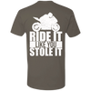 LIKE YOU STOLE IT T-SHIRT Warm Grey X-Small S M L XL 2XL 3XL 4XL