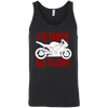 Live To Ride Tank Top Black X-Small S M L XL 2XL