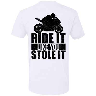 LIKE YOU STOLE IT T-SHIRT White X-Small S M L XL 2XL 3XL 4XL