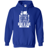 Ride & Live Today Hoodie Blue Small Medium Large X-Large XX-Large XXX-Large 4XL 5XL 6XL