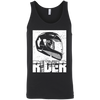 Rider Tank Top Black X-Small S M L XL 2XL