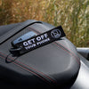 Get Off Your Phone - Motorcycle Keychain