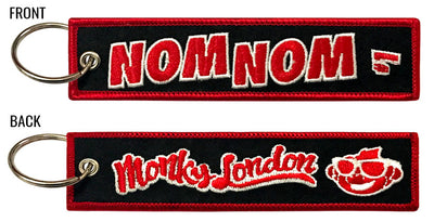 Monkey London Keychain