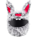 Motorcycle Helmet Cover - Evil Rabbit Image