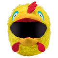 Motorcycle Helmet Cover - Chicken Image