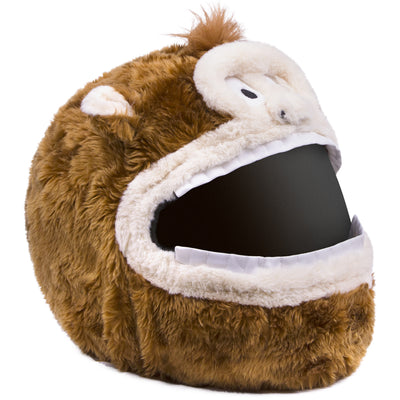 Motorcycle Helmet Cover - Monkey