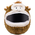 Motorcycle Helmet Cover - Monkey Image