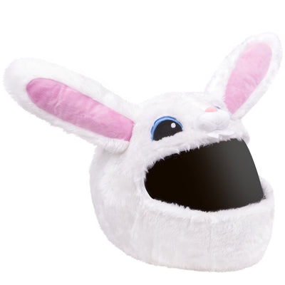 Motorcycle Helmet Cover - Rabbit