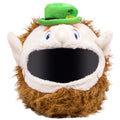 Motorcycle Helmet Cover - Leprechaun Image