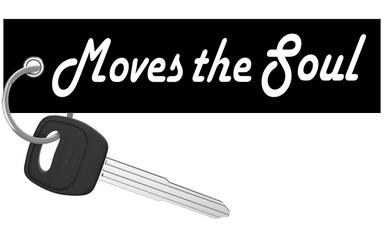 Moves the Soul - Motorcycle Keychain riderz