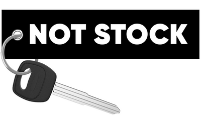 Not Stock - Motorcycle Keychain riderz