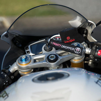 Panty Dropper - Motorcycle Keychain