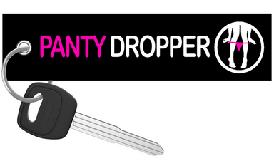 Panty Dropper - Motorcycle Keychain riderz