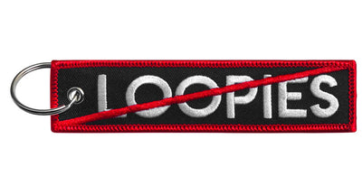Photogromer - No Loopies Keychain