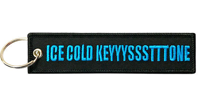 Pure Function - Ice Cold Keyyyssstttone Keychain