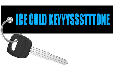 Pure Function - Ice Cole Keyyyssstttone Keychain