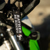 Rather Be Riding - Dirt Bike Keychain