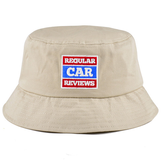 Regular Car Reviews Bucket Hat - Moto Loot a105b1eb6d3