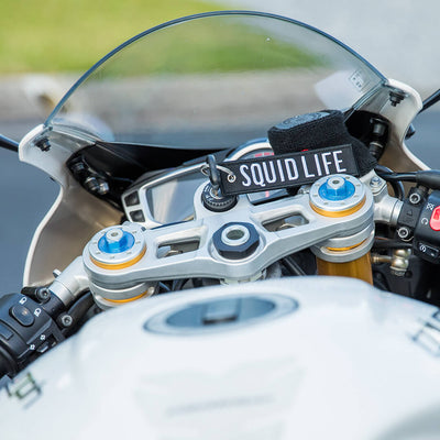Squid Life - Motorcycle Keychain