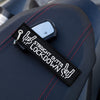 Straight Outta Lockdown - Motorcycle Keychain